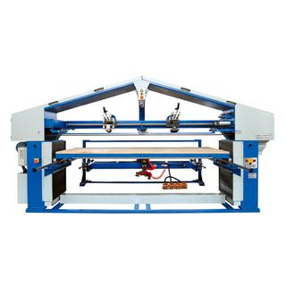 SG2500-2 雙砂帶研磨機