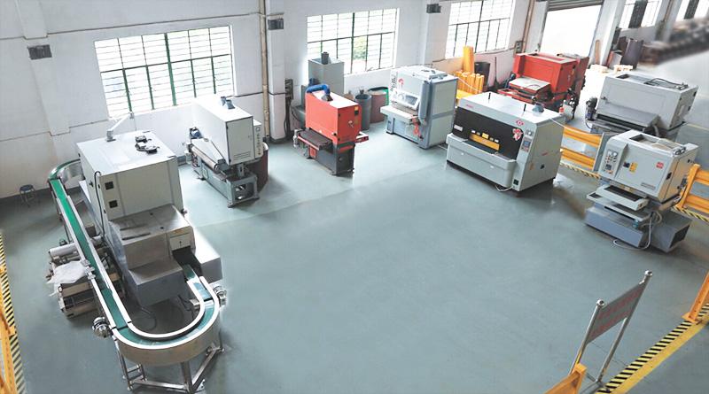 祥生金属表面处理服务中心设立